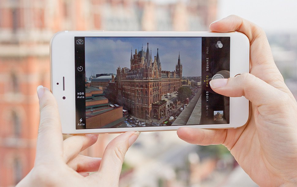 Как сделать замедленную съемку на айфоне 4