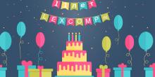 """фото для статьи блога - Мы празднуем 11-летие! """"Поздравления нам - скидки Вам""""!"""