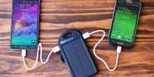 фото для статьи блога - Зарядное устройство для телефона на солнечных батареях.