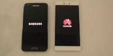 фото для статьи блога - Huawei планирует обогнать Samsung