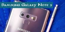 фото для статьи блога - Невероятно мощный Samsung Galaxy Note 9
