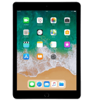 Планшет iPad (2018) 128GB Wi-Fi Space Gray (Серый)