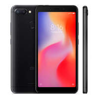 Смартфон Xiaomi Redmi 6 4/64GB Global Version Black (Черный)