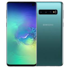 Смартфон Samsung Galaxy S10 8/128GB Аквамарин