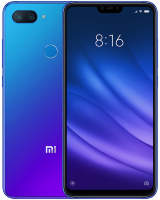 Смартфон Xiaomi Mi8 Lite 4/64GB Global Version Blue (Синий)