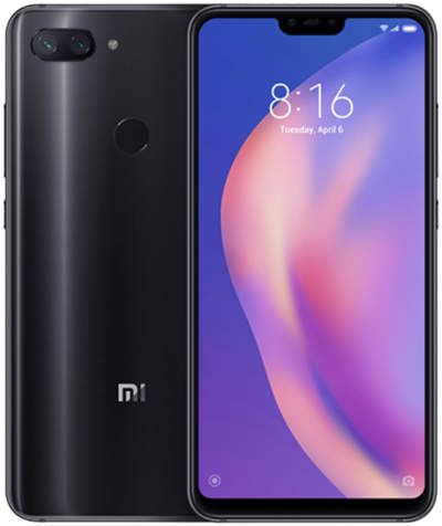 Смартфон Xiaomi Mi8 Lite 4/64GB Global Version Black (Черный) Смартфон Xiaomi Mi8 Lite 4/64GB Global Version Black (Черный)