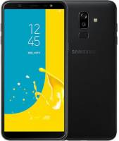 Смартфон Samsung Galaxy J8 (2018) 32GB Black (Черный)