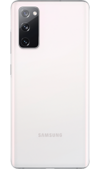 Смартфон Samsung Galaxy S20FE (Fan Edition) 6/128GB Белый