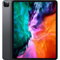 Планшет Apple iPad Pro 12.9 (2020) 256GB Wi-Fi + Cellular Space Gray (Серый)