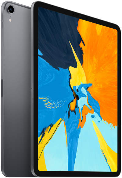 Планшет Apple iPad Pro 11 64GB Wi-Fi + Cellular Space Gray (Серый космос) Планшет Apple iPad Pro 11 64GB Wi-Fi + Cellular Space Gray (Серый космос)