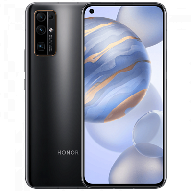 Смартфон Honor 30 8/256GB Midnight Black (Черный)