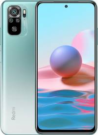 Xiaomi Redmi Note 10 4/128Gb Global Version Green (Зеленый)