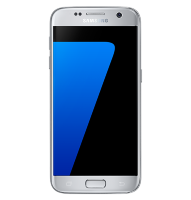 Смартфон Samsung Galaxy S7 32 Gb серебристый титан