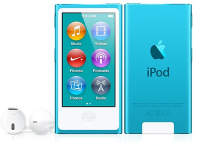 Плеер Apple iPod nano 7 16Gb (Blue)