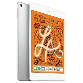 Планшет iPad mini (2019) 256GB Wi-Fi + Cellular Silver (Серебристый)
