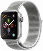 Часы Apple Watch Series 4 GPS 40mm Silver Aluminum Case with Seashell Sport Loop