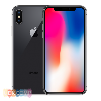 "iPhone X  64 Gb ""Серый космос"""