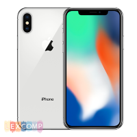 "iPhone X  256 Gb ""Серебристый"""