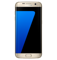 Смартфон Samsung Galaxy S7 edge 32 Gb золотая платина