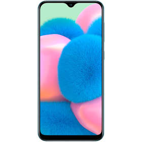 Смартфон Samsung Galaxy A30s 32GB Black (Черный)