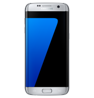 Смартфон Samsung Galaxy S7 edge 32 Gb серебристый титан