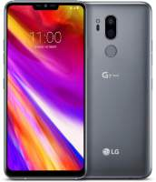 Смартфон LG G7 ThinQ 64GB Platinum (Серебристый)