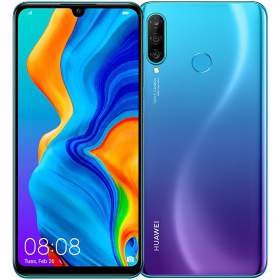 Смартфон Huawei P30 Lite 4/128GB Peacock Blue (Синий)