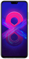 Смартфон Huawei Honor 8X 4/64GB Black (Черный)