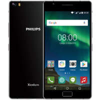 Смартфон Philips Xenium X818 32Gb Black (Черный)