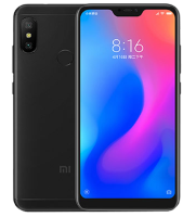 Смартфон Xiaomi Mi A2 Lite 4/64GB Black (Черный)