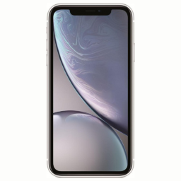 iPhone XR 128GB (белый)