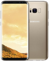 Смартфон Samsung Galaxy S8 Plus 64Gb Желтый топаз