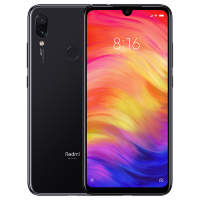 Смартфон Xiaomi Redmi Note 7 4/64GB Global Version Black (Черный)