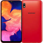 Смартфон Samsung Galaxy A10 (2019) SM-A105F 32GB Red (Красный)