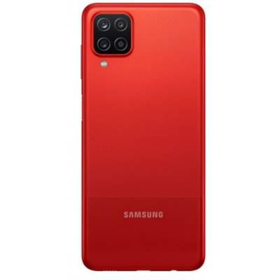 Смартфон Samsung Galaxy A12 3/32GB Red (Красный)