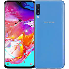 Смартфон Samsung Galaxy A70 (2019) SM-A705FN 6/128GB Blue (Синий)