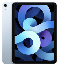 Планшет Apple iPad Air (2020) 256GB Wi-Fi Sky Blue (Синий)
