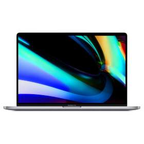 Ноутбук Apple MacBook Pro 16 with Retina display and Touch Bar Late 2019 Space Gray MVVJ2 (Intel Core i7 2600 MHz/16/3072x1920/16GB/512GB SSD/DVD нет/AMD Radeon Pro 5300M 4GB/Wi-Fi/Bluetooth/macOS)