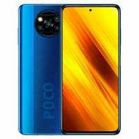 Смартфон Xiaomi Poco X3 NFC 6/64Gb Global Version Blue (Синий)