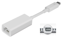 Сетевой адаптер Apple Thunderbolt to Gigabit Ethernet Adapter