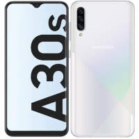 Смартфон Samsung Galaxy A30s 32GB White (Белый)