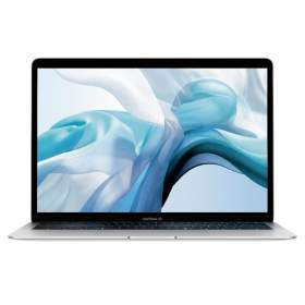 Ноутбук Apple MacBook Air 13 дисплей Retina с технологией True Tone Mid 2019 Silver MVFK2 (Intel Core i5 8210Y 1600 MHz/13.3/2560x1600/8GB/128GB SSD/DVD нет/Intel UHD Graphics 617/Wi-Fi/Bluetooth/macOS)