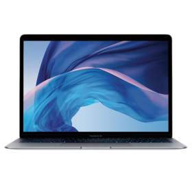 Ноутбук Apple MacBook Air 13 дисплей Retina с технологией True Tone Mid 2019 Space Grey MVFH2 (Intel Core i5 8210Y 1600 MHz/13.3/2560x1600/8GB/128GB SSD/DVD нет/Intel UHD Graphics 617/Wi-Fi/Bluetooth/macOS)