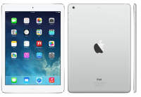 Планшет Apple iPad Air Wi-Fi + Cellular (4G) 16GB (White/Silver)