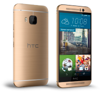 Смартфон HTC One M9 32Gb Gold