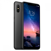 Смартфон Xiaomi Redmi Note 6 Pro 4/64GB Global Version Black (Черный)