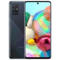Смартфон Samsung Galaxy A71 6/128GB Black (Черный)