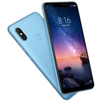 Смартфон Xiaomi Redmi Note 6 Pro 4/64GB Global Version Blue (Синий)