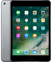 Планшет Apple iPad mini 4 128Gb Wi-Fi + Cellular Grey (Серый)