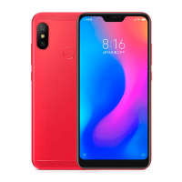 Смартфон Xiaomi Mi A2 Lite 4/64GB Red (Красный)
